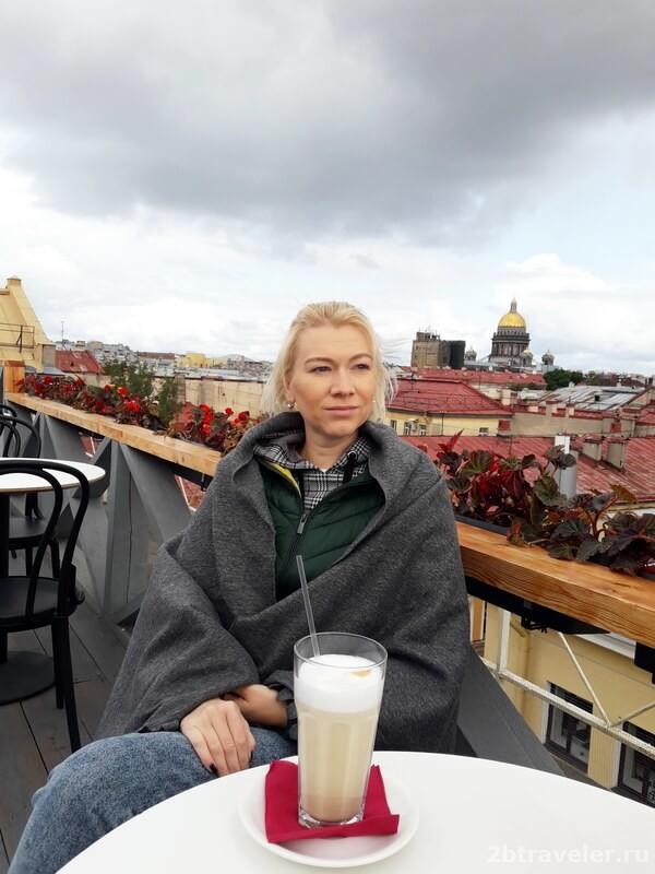 рестораны спб с панорамным видом