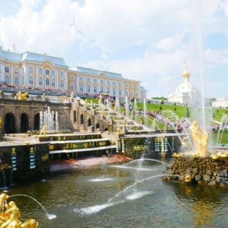Куда поехать из Санкт-Петербурга на 1-2 дня