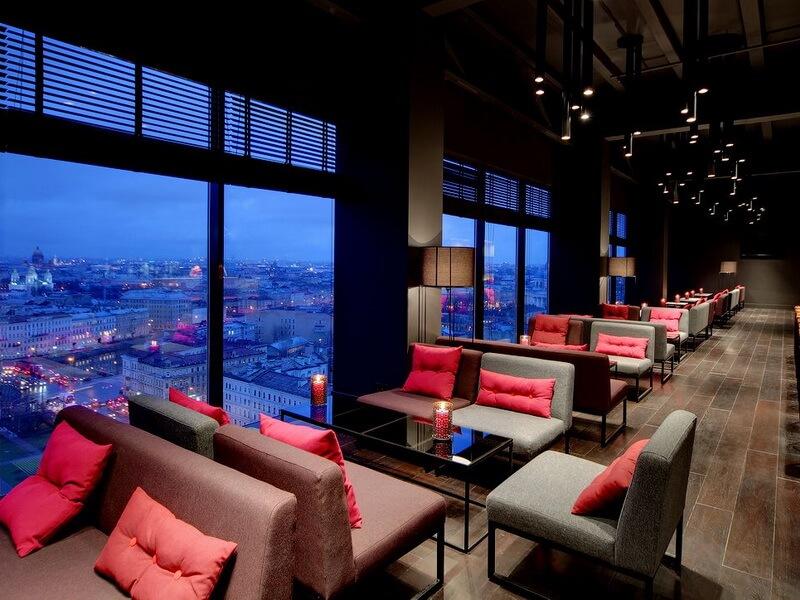 рестораны санкт петербурга с красивым видом