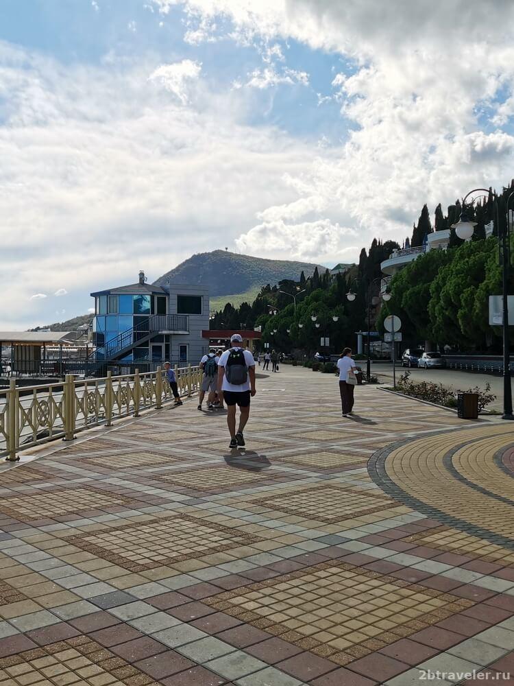 курорты крыма море
