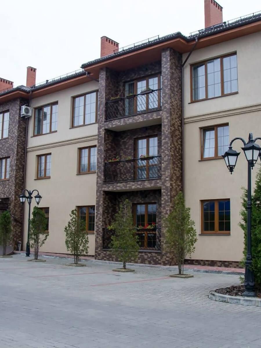 Отель Риверсайд Калининград