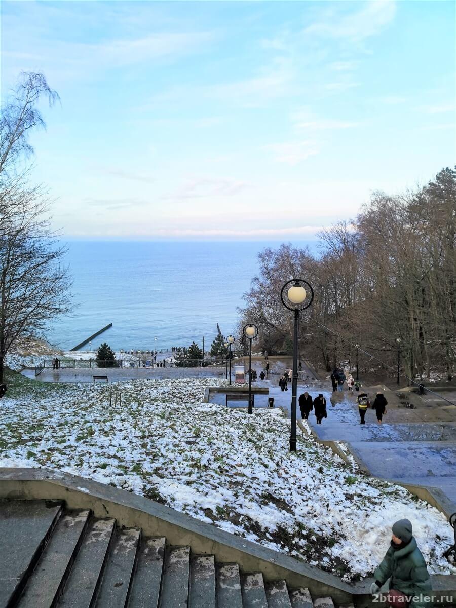 Что смотреть в Калининграде зимой