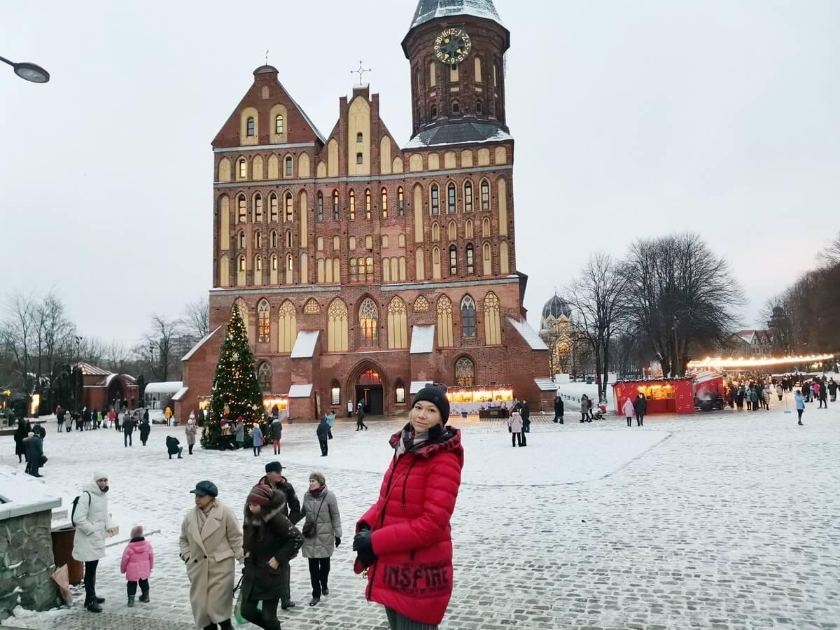 Достопримечательности Калининграда: что посмотреть зимой