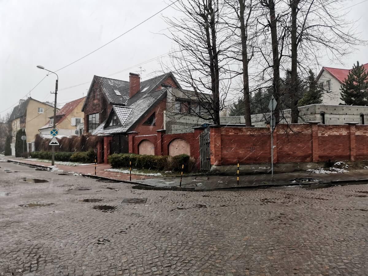 Калининград за 3 дня зимой