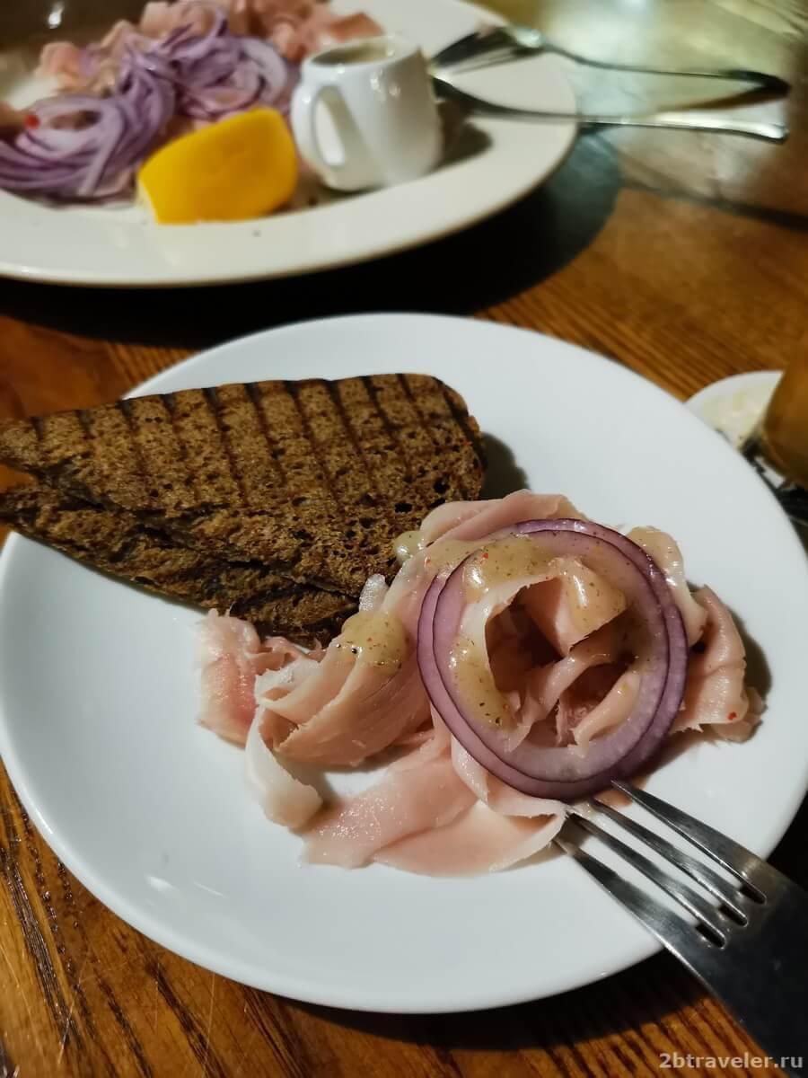 Калининград местны блюда